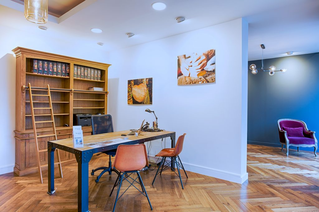 d coplus parquet paris maisons vivre magazine. Black Bedroom Furniture Sets. Home Design Ideas