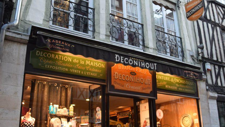 Deconihout à Rouen