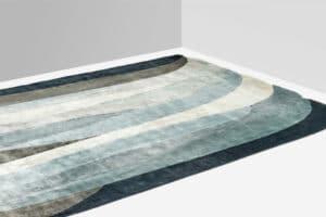 Le tapis « Scape Gray »