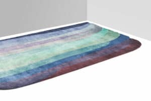Les tapis « Scape Violet »