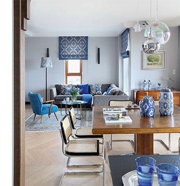 Un appartement chic et moderne