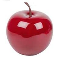 Pomme décorative taille XXL
