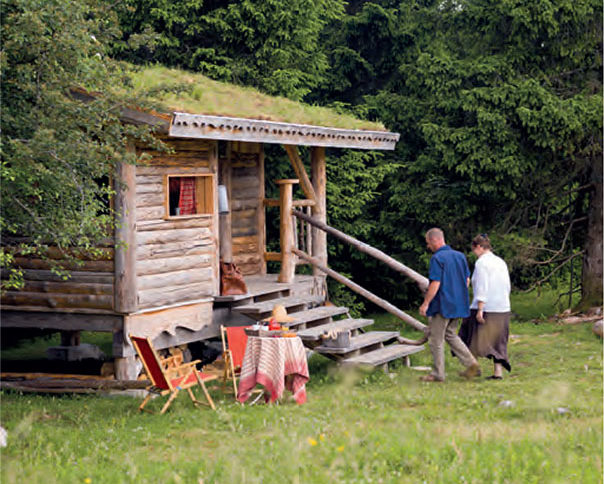 Chambres d'hôtes dans le haut du Jura