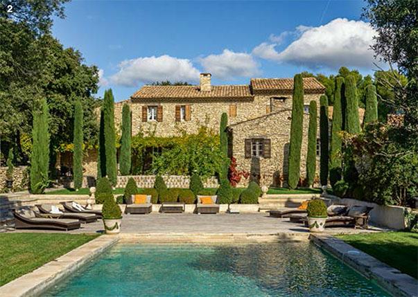 Maison d'hôte en Provence