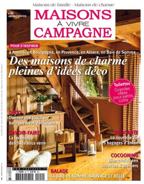 maisons vivre campagne n 94 actuellement en kiosque maisons vivre magazine. Black Bedroom Furniture Sets. Home Design Ideas
