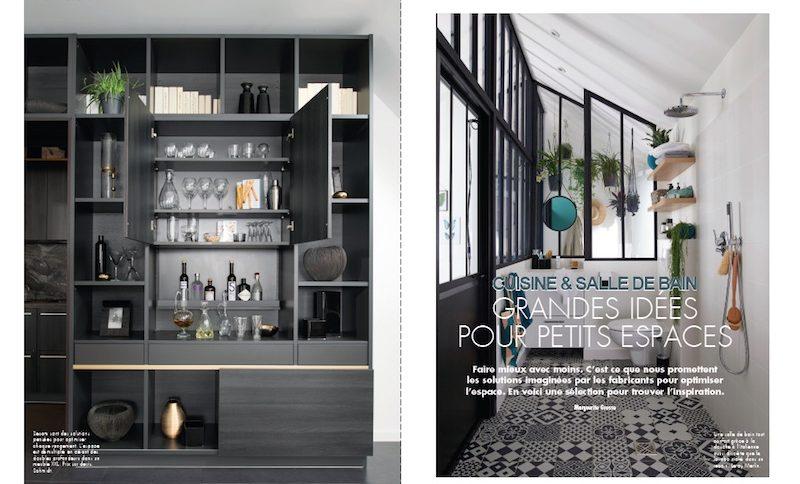 Optimiser l\'espace Cuisine et Salle de Bain - Maisons à Vivre Magazine