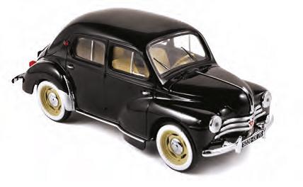 Collector Renault 4cv déco