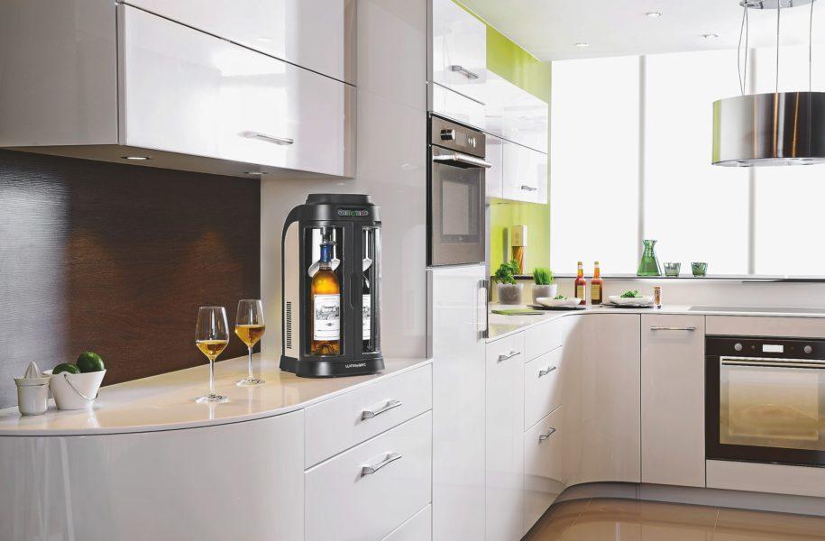 WINE ART – Le bar à vin design à glisser sous le sapin