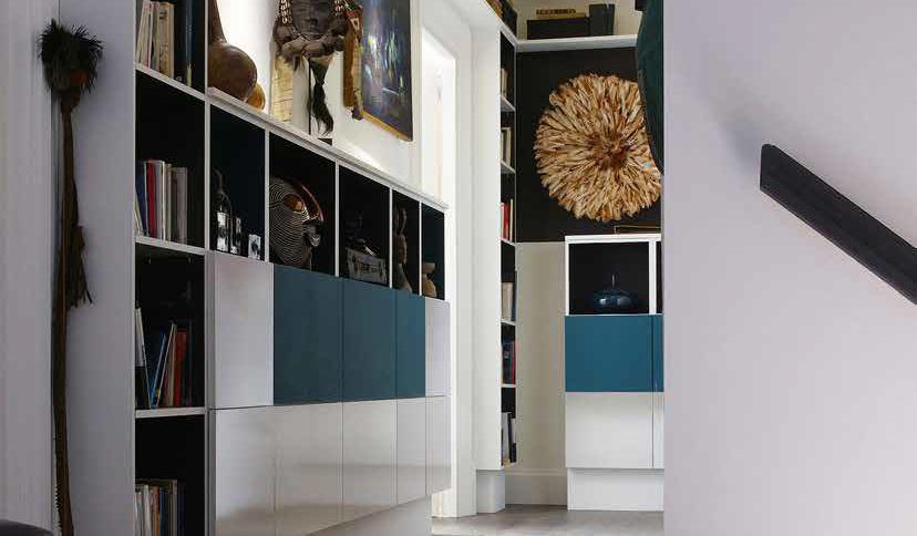 Couloir spacieux