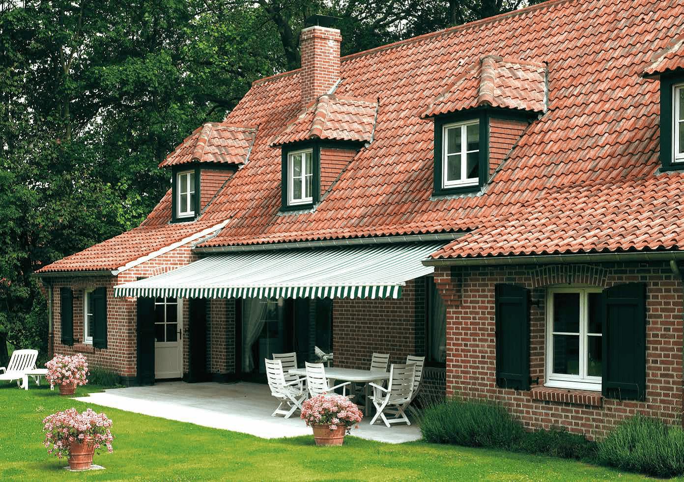 Une toiture bien entretenue pour affronter l'hiver