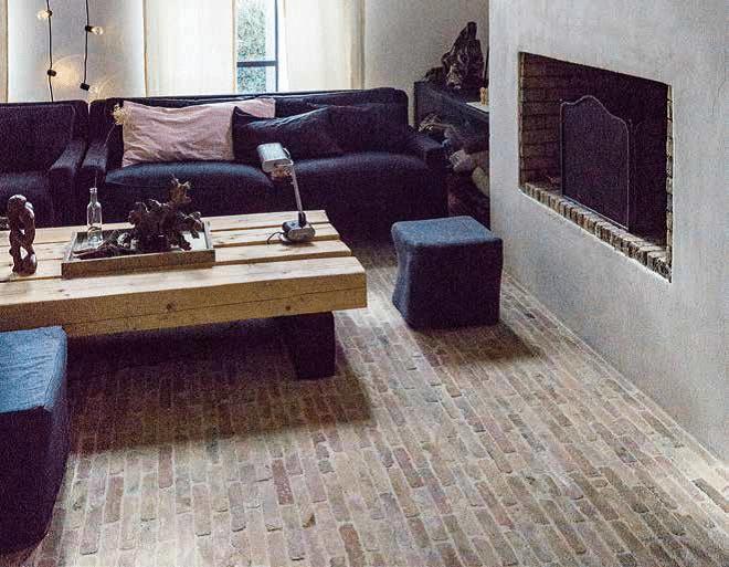 Des sols de caractère, pour une maison unique
