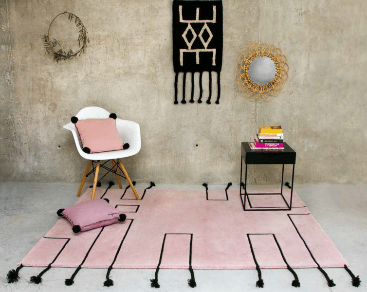 "Tapis "" Nordic Lines"" - The Cool Republic"