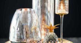 Objets en verre - Style baroque
