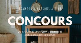 Jeu concours : Tikamoon x Maisons à Vivre