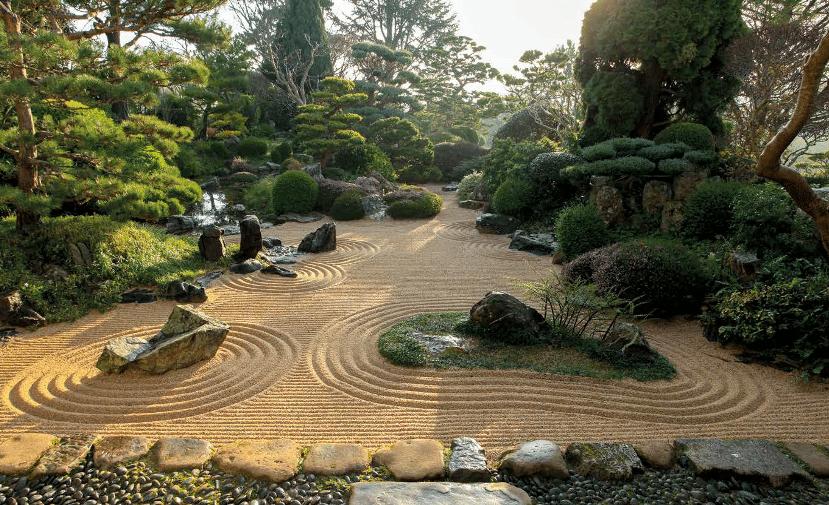 Donnez une touche japonaise à votre jardin