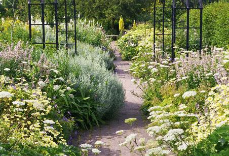 Mixed border, le jardin des peintres