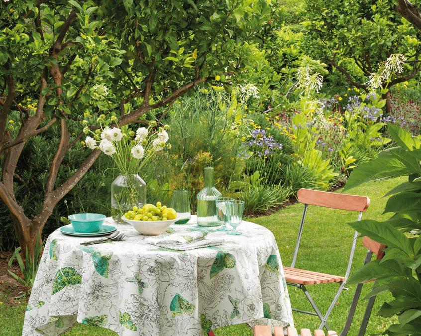 Les belles tables de printemps