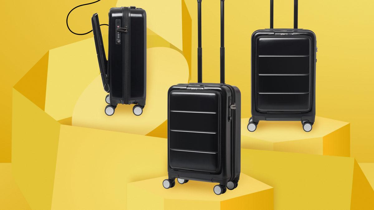 Taza, la nouvelle valise USB