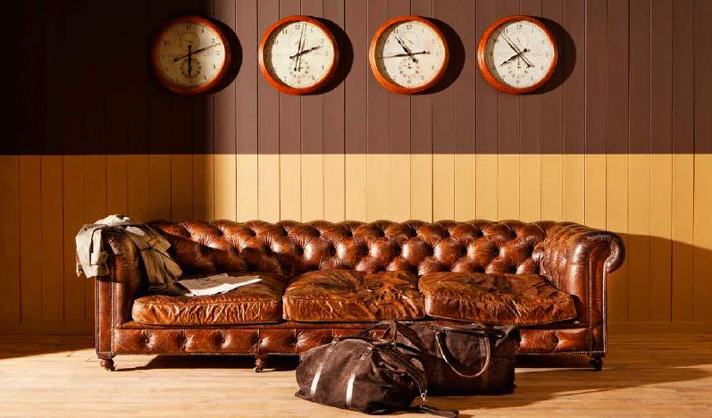 «Edinburgh» le canapé pour votre loft