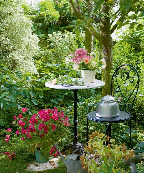 L'été est là, profitez du jardin !