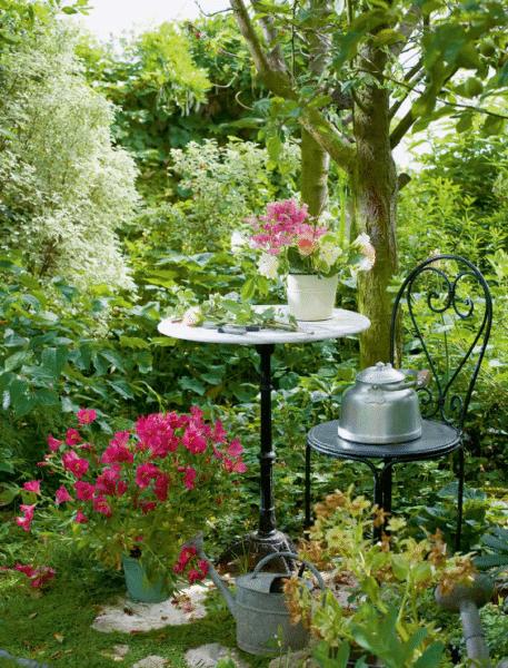 L'été est là, profitez du jardin