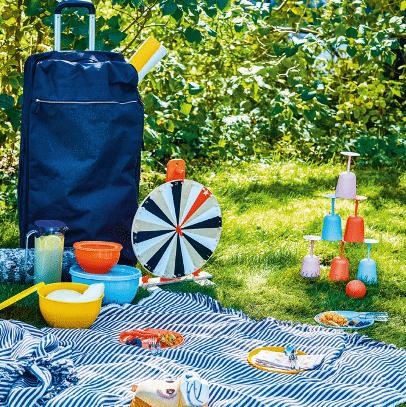 Déjeunons sur l'herbe : le pique-nique parfait