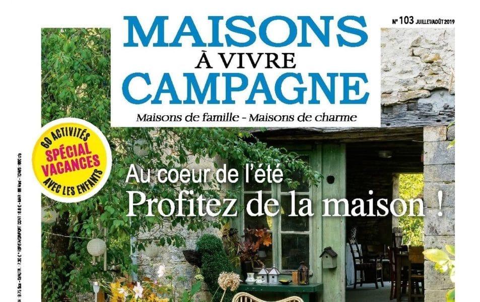 Maison A Vivre Campagne maisons à vivre campagne n°103 en kiosque ! - maisons à