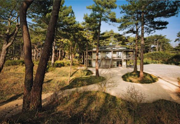 Maison dans le Touquet