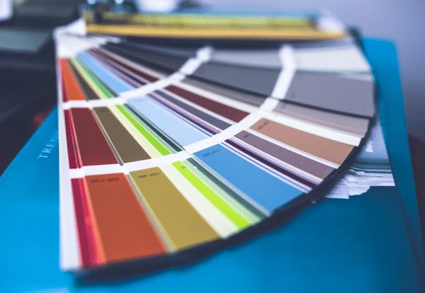La couleur pour structurer l'espace