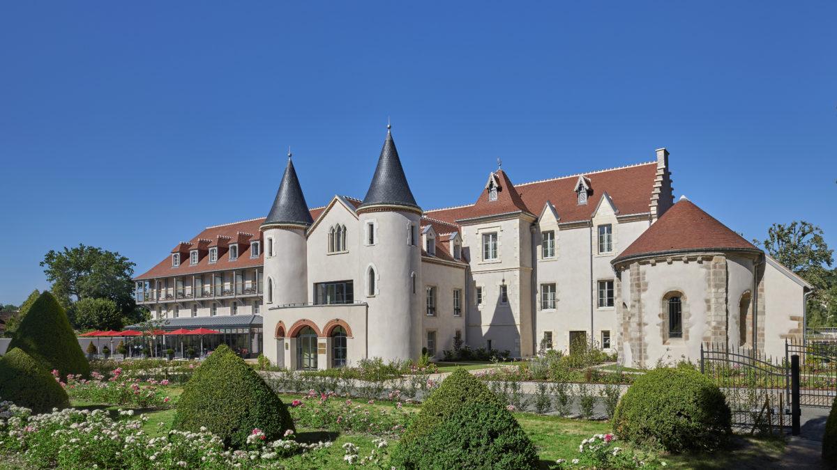 Château Saint-Jean – Hôtel & Spa *****