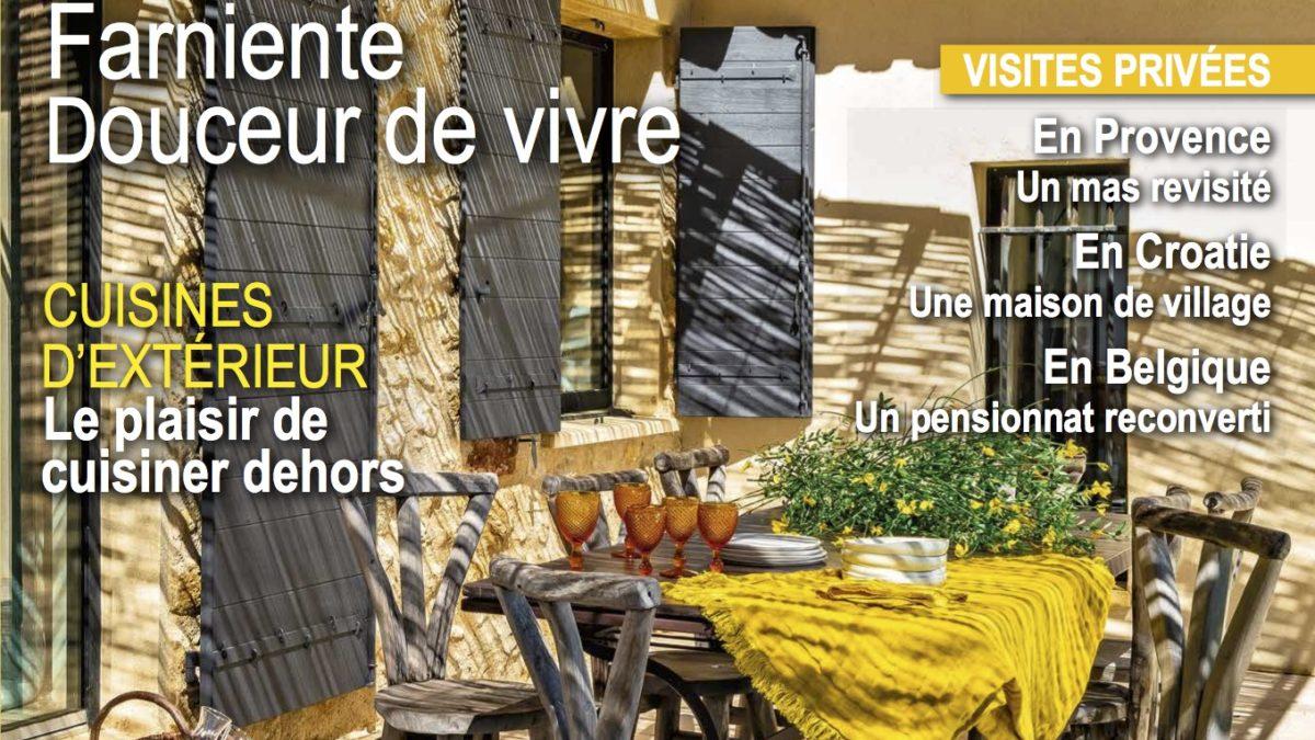 Maisons à Vivre Campagne N°109 en kiosque !