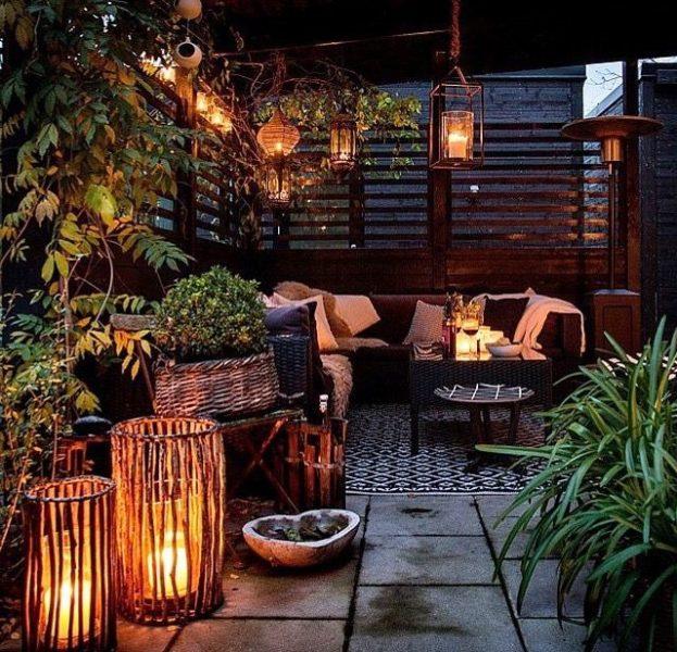 5 idées pour transformer un coin du jardin en un agréable patio