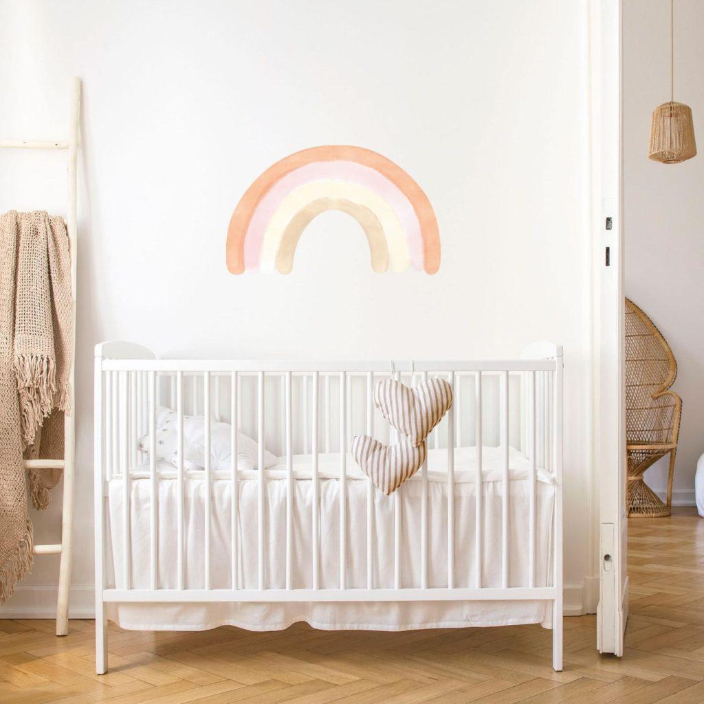 MadeOfSundays – Arc en Ciel mural – 38 €