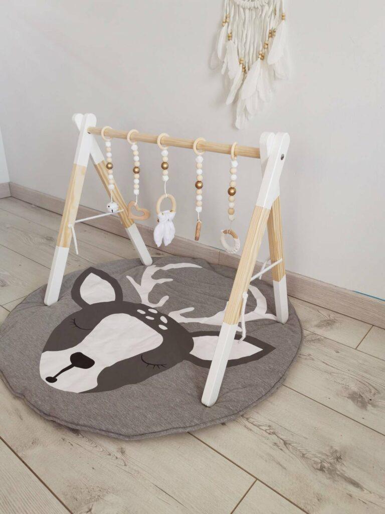 livitiacreation - Arche d'éveil en bois - 45 €