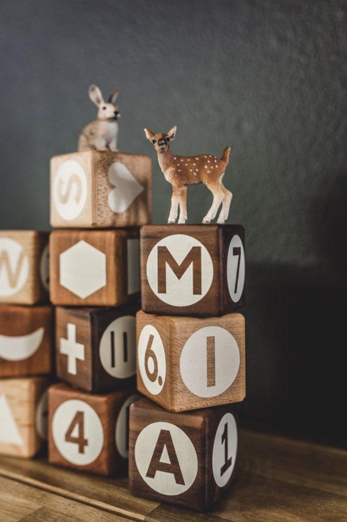 OKGOPLAY - Alphabet en bois - 76 €