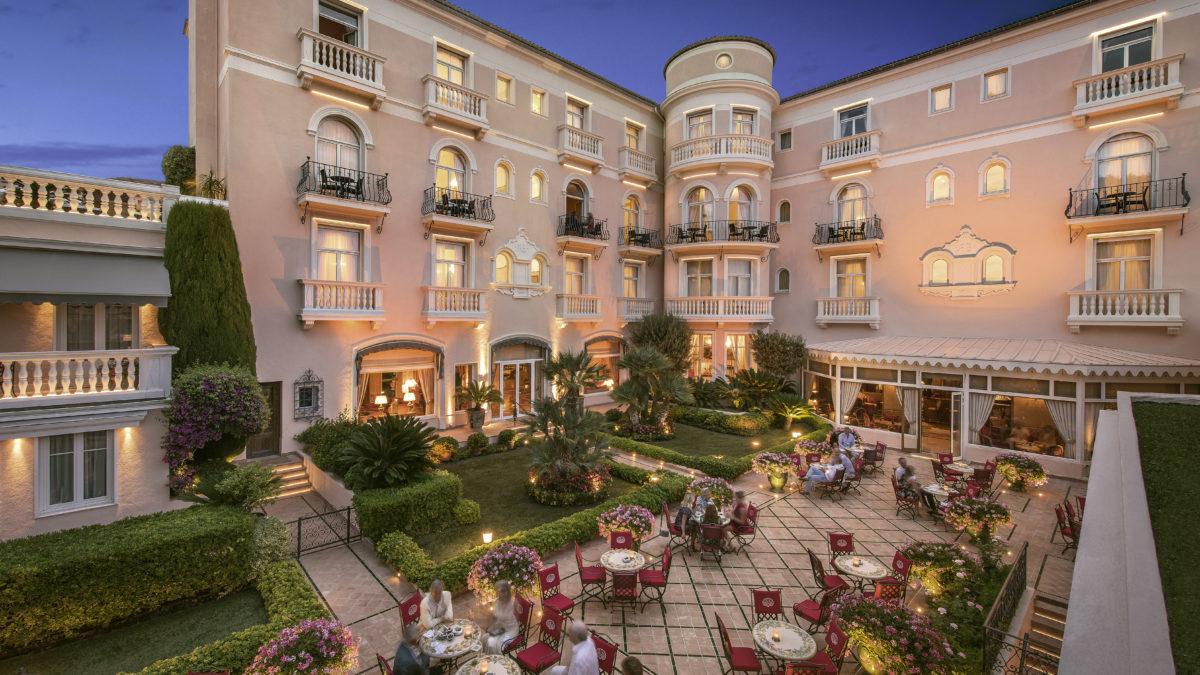 La Réserve de Beaulieu – Hôtel & Spa *****