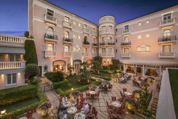 Hotel & spa - La Réserve de Beaulieu