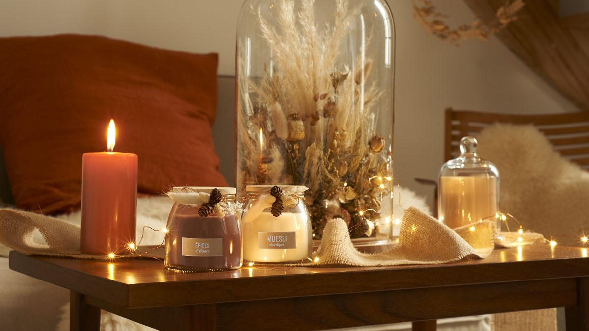 Bougies et parfums d'intérieur : le couple phare pour votre maison