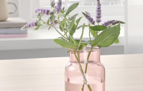 10 - Vase 11 cm - 1,99 €