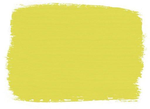 Pastille English Yellow de la gamme Chalk Paint