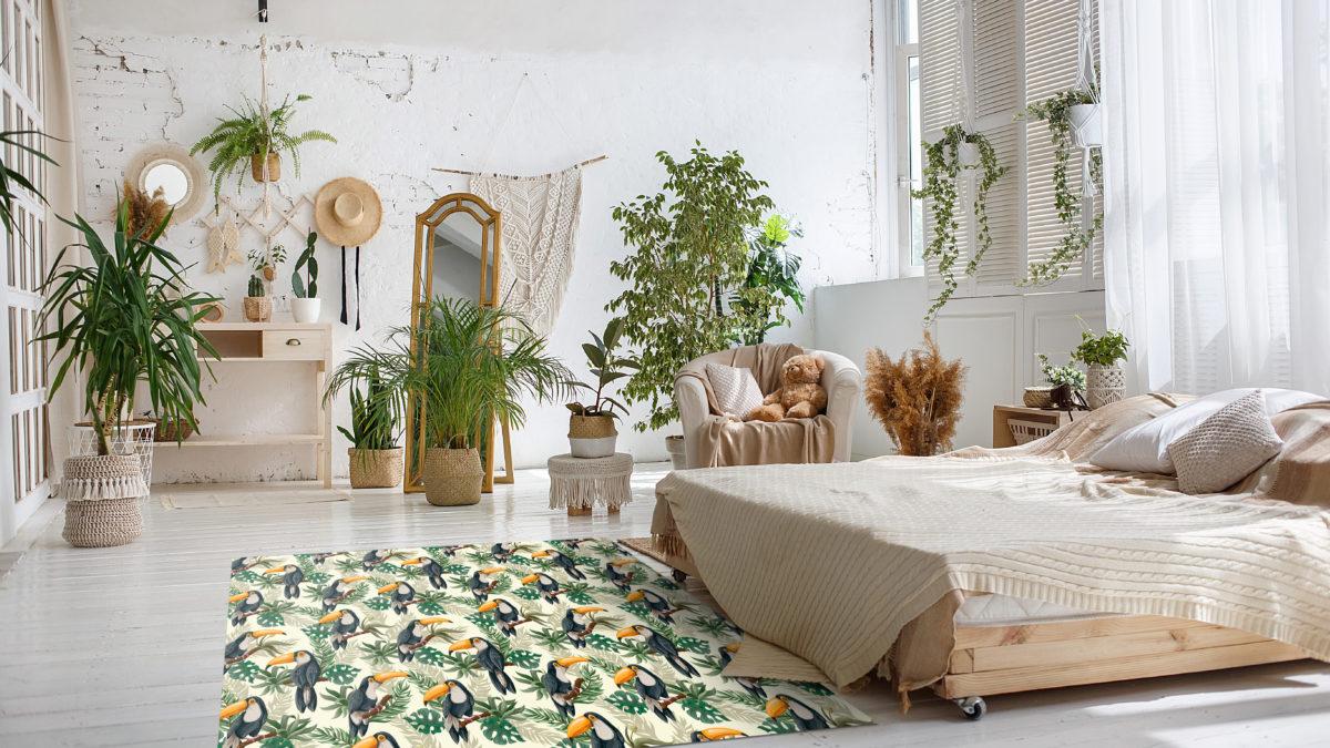 Mettez vous au vert ! Laissez les plantes habiller votre maison…