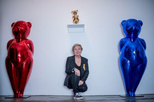 CéVé et ses sculptures