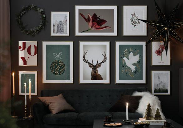 Affiches Desenio Noël