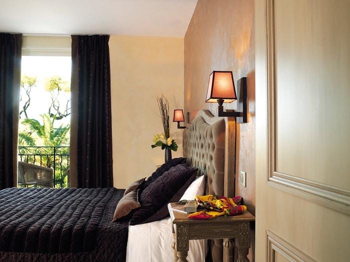 Hotel sur la Côte d'Azur
