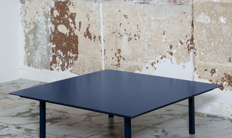 Bleu - Table basse