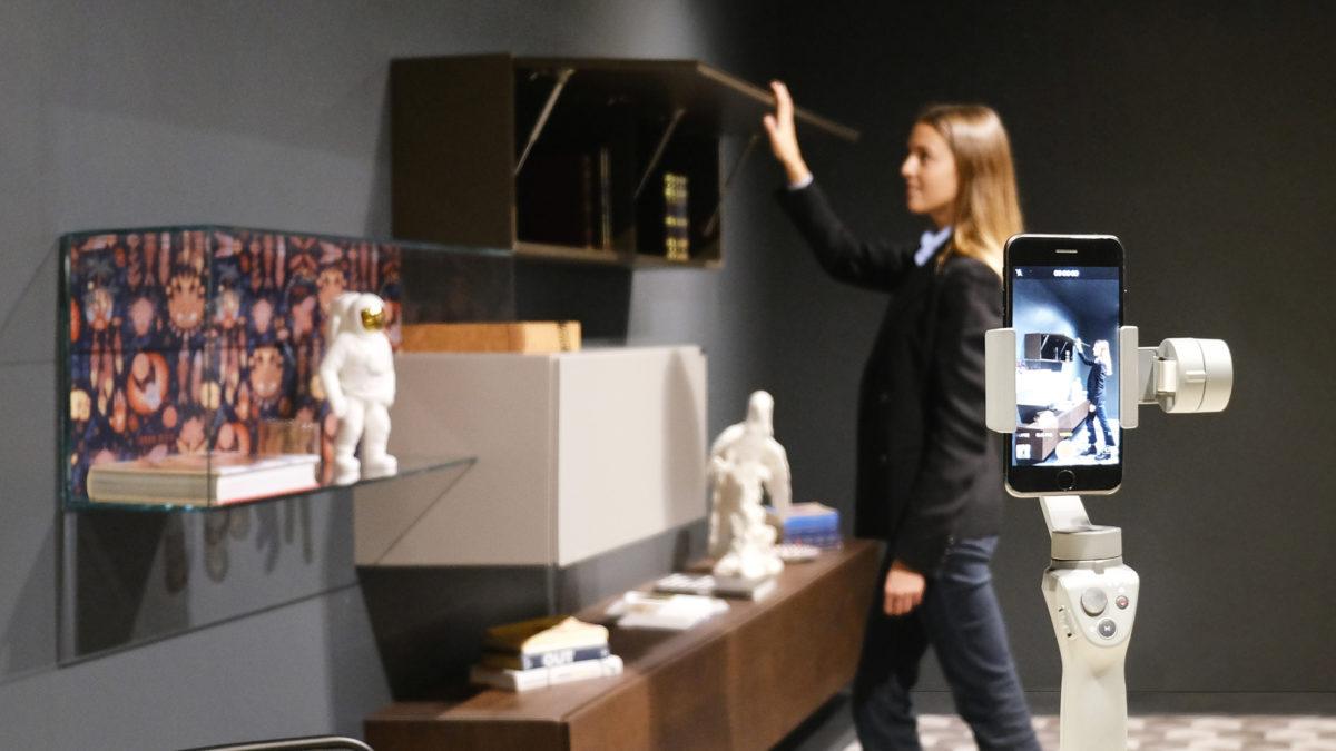 LAGO lance le Personal Designer : Shoppez de chez vous avec un conseiller