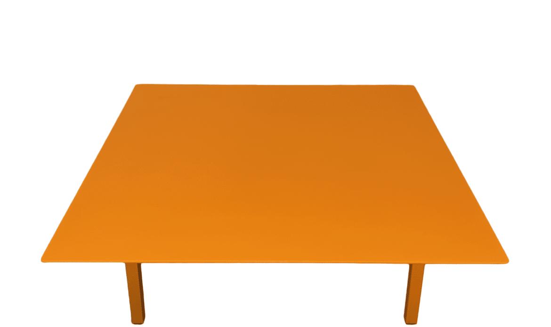 Orange - Table basse