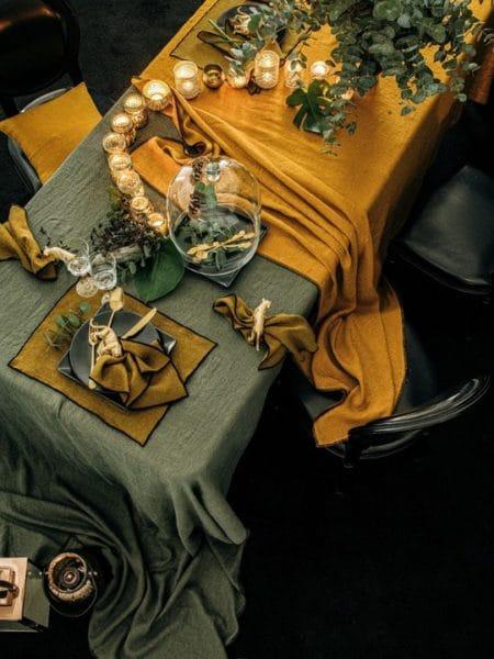Tables pour les fêtes