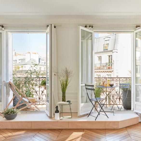 balcon nature