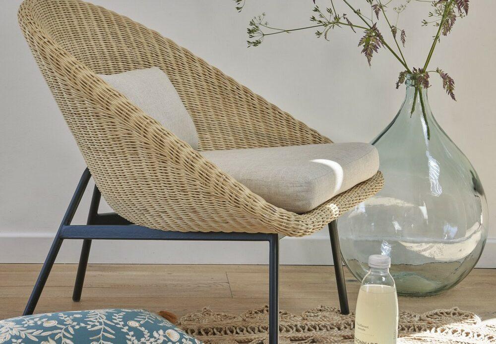 fauteuil décoration bohème